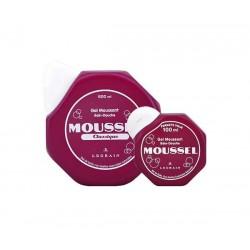 Moussel gel 600 ml + petaca 100 ml