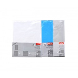 Tatay cortina baño 220x200 azul