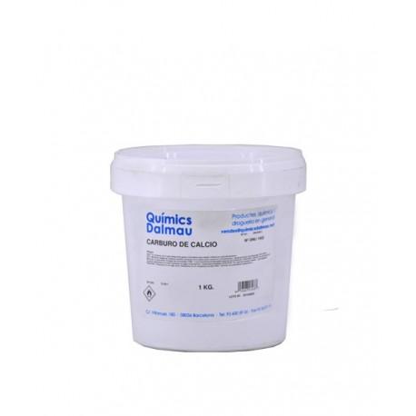 carburo de calç envas de 1kg