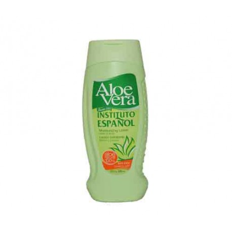 loció hidratant Instituto Español Aloe vera 500ml