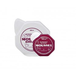 Moussel gel dermo 600 + petaca 100 ml