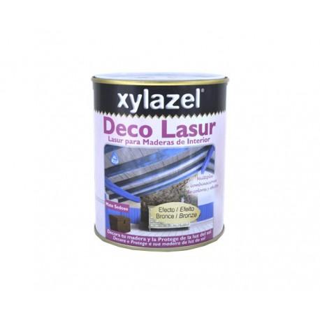Xylazel Deco lasur efecto bronce 750 ml