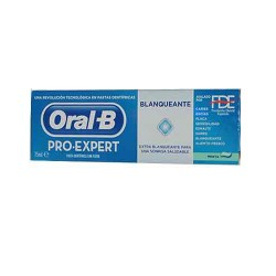 Dentifrici Oral B pro-expert blanquejant 75ml