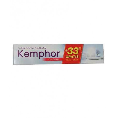 Dentifrici Kemphor original 100ml