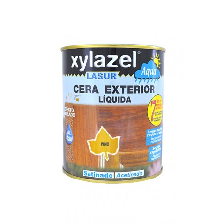 Xylazel lasur aqua cera 750 ml Pino
