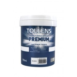 Tollens premium satinada 750 ml blanco