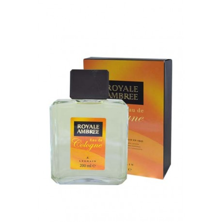 Royale ambree colonia 200 ml