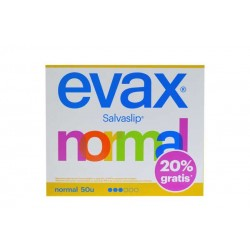 Evax salva slip normal 50 u