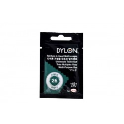 Dylon tinte universal 26 Jungle green