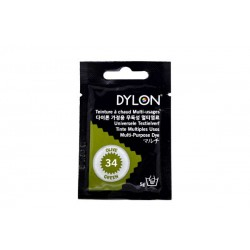 Dylon tinte universal 34 Olive green