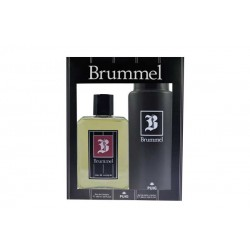 Brummel colonia 250 ml + gel 400 ml