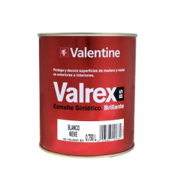 Valrex esmalte brillante blanco 750 ml