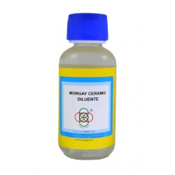 Mongay ceramic diluente 125 ml
