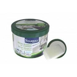 Starwax piedra de blanca de limpieza 375 gr