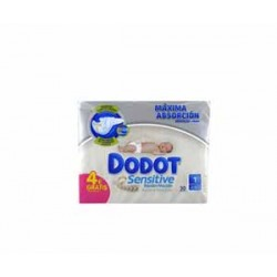 Dodot plus sensitive T1 2-5 kg