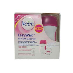 Cera depilar Veet Easy Wax roll on eléctrico