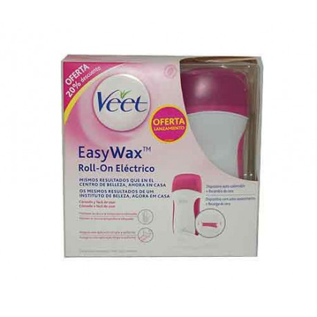 Cera depilar Veet Easy Wax roll on elèctric