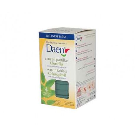 Cera en pastilla Daen rosa mosqueta 260gr