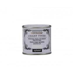 Rustoleum chalky finish paint 125ml gris invernal