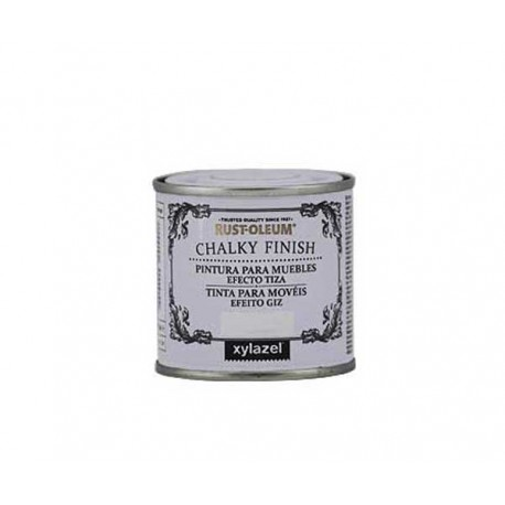 Rustoleum chalky finish paint 125ml blanco antiguo