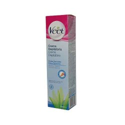 Crema depilatoria Veet pieles sensibles 200ml