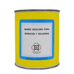 Mongay barniz mosaicos y baldosas 750ml