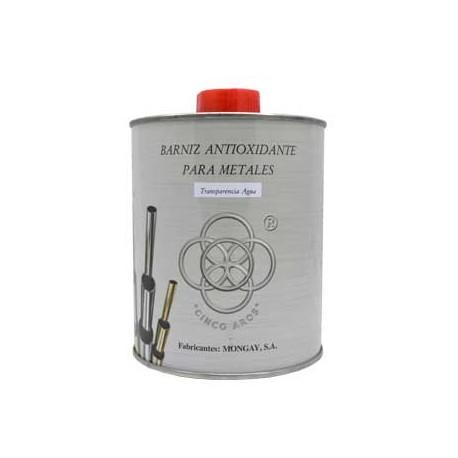 Mongay barniz antioxidante para metales 1 l - Barniz para metales ...