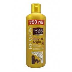 Gel de bany Natural Honey Elixir de Argan 750ml
