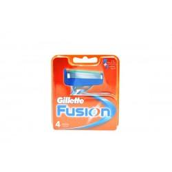 Recanvi màquina afaitar Gillette Fusion 4 unitats
