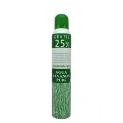 Agua de lavanda Puig desodorante spray 200 ml + 25 % gratis