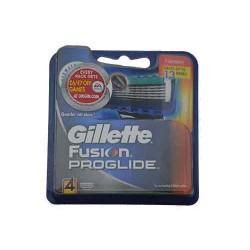 Recambio máquina afeitar Gillette Fusion Proglide 4 unidades