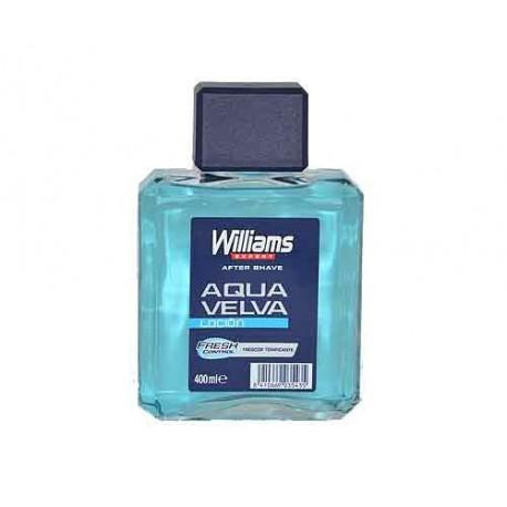 After Shave loció Aqua Velva de williams 400ml