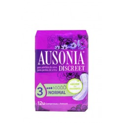 Ausonia discreet normal 12u