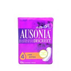 Ausonia discreet extra 10u