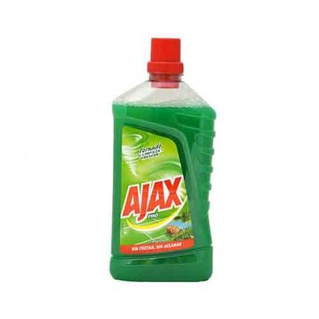 Netejador llar Ajax pino 1lt