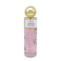 Eau de parfum Saphir 116 saphir for her 200ml