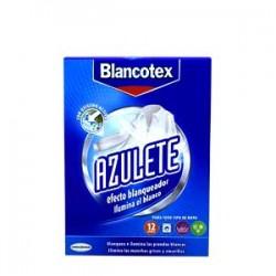 Azul blanco tex Additiu especial màquina 12 sobres