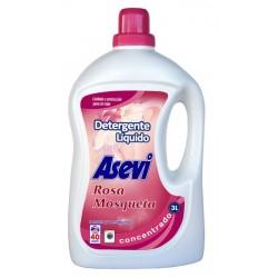 Detergente Asevi Rosa Mosqueta 3lt