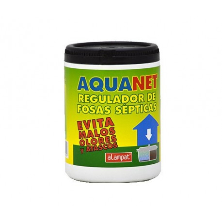Regulador Fosses sèptiques Aquanet 800gr