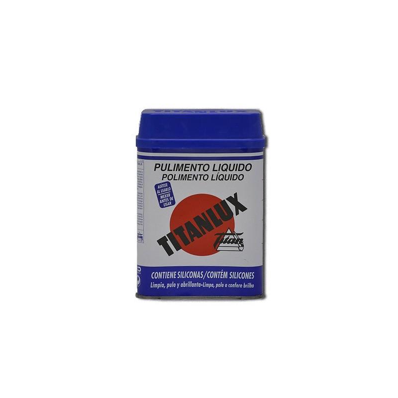 Pulimento l quido tintanlux renueva limpia abrillanta y - Pulimento liquido titanlux ...