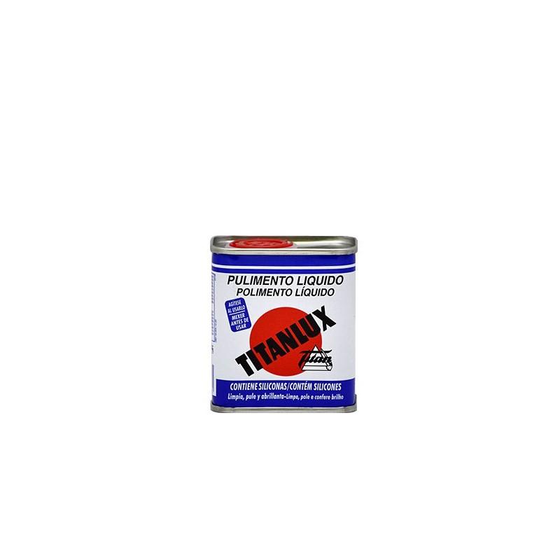 Titanlux pulimento con siliconas 125ml - Pulimento liquido titanlux ...