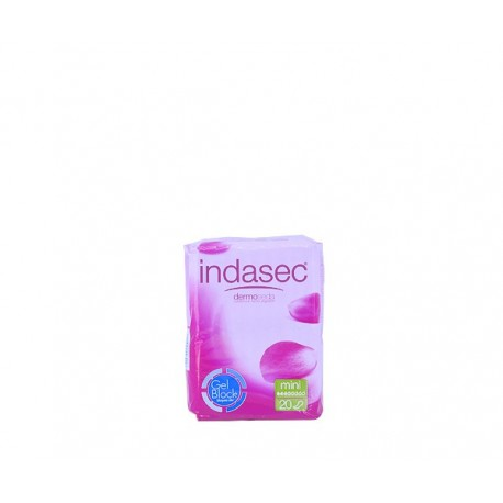 Indasec compresas mini