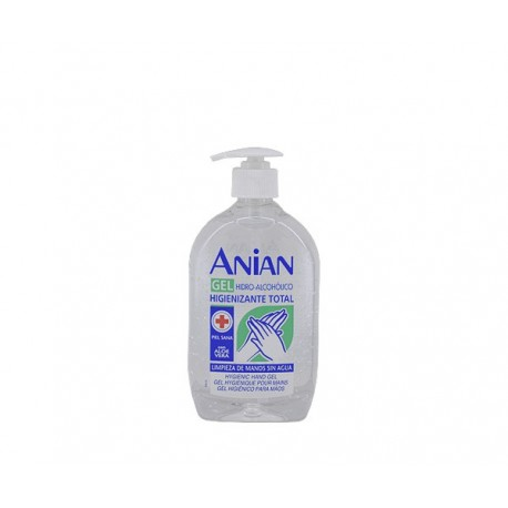 Anian gel higienizante 500 ml