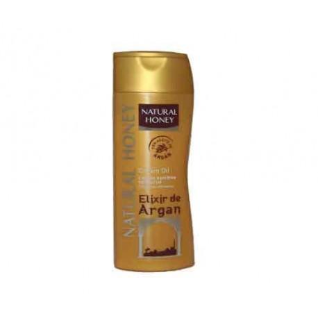 Loció nutritiva Natural Honey Elixir Argan 330ml