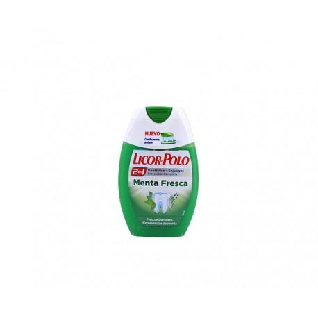 Licor del polo 2en1 menta fresca 75 ml