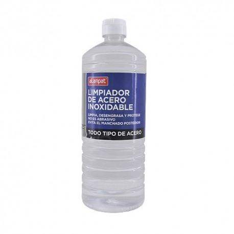 Alampat limpiador acero inox 1 lt