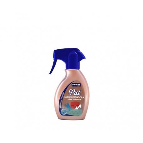 nuncas piel leche limpiadora 250 ml