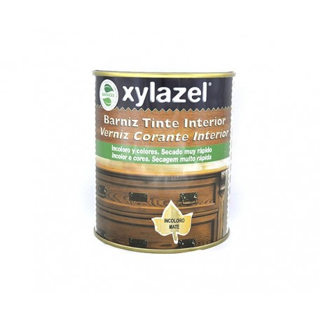 xylazel vernis tiny mate 4lt incolor