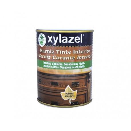 Xylazel barniz tinte interior brillante 750 ml
