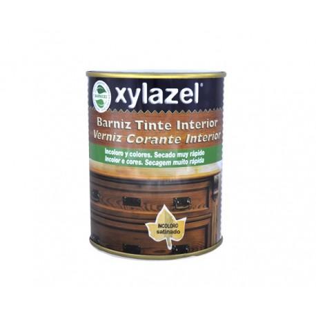 Xylazel barniz tinte satinado incoloro 4 lt